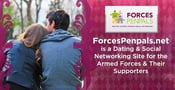 ForcesPenpals.net Offers a Dating & Social Networking Website for the Armed Forces & Their Supporters
