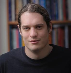 Photo of Alex Brown, Co-Creator of GamerDating