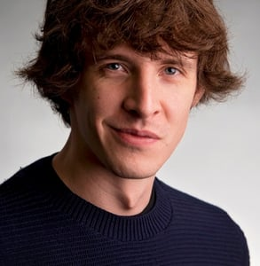Photo of James Palmer, Co-Creator of GamerDating