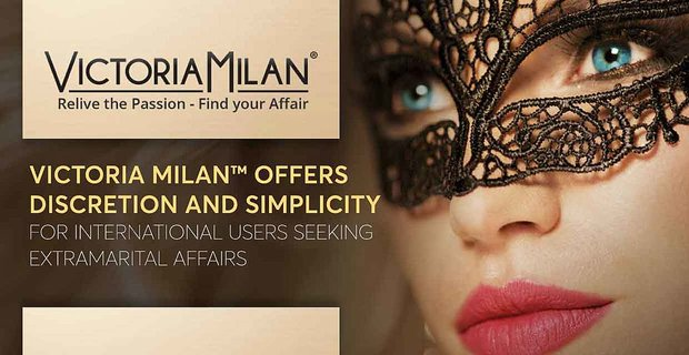 Victoria Milan Offers Discretion And Simplicity For Extramarital Affairs
