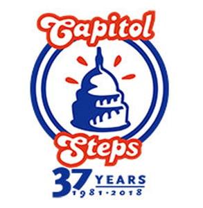 The Captiol Steps logo