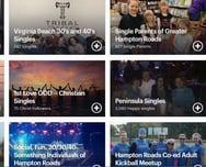 Chesapeake Singles Events