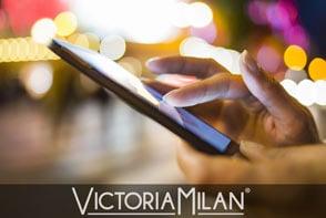 Photo of Victoria Milan logo