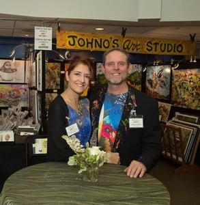 Photo of Johno Prascak and Maria DeSimone Prascak