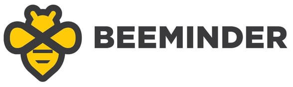 The Beeminder logo