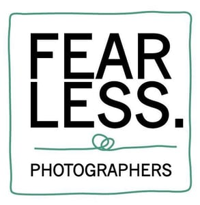 The Fearless Photographers logo