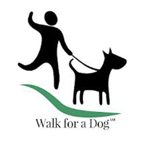 The Walk for a Dog logo