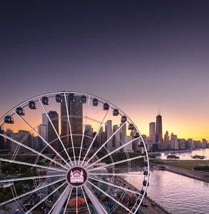 Photo of Navy Pier in Chicago