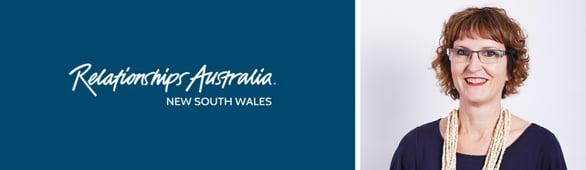 Photo of Elisabeth Shaw, CEO of Relationships Australia NSW