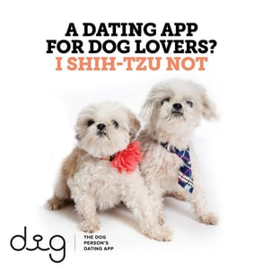 Photo from the Dig dating app