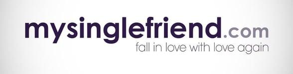 The MySingleFriend logo