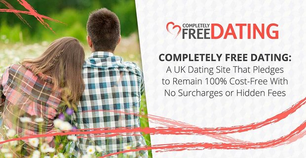 Completely Free Dating Pledges To Remain Free