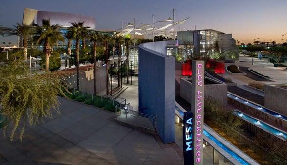 Photo of The Mesa Arts Center