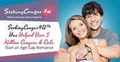 SeekingCougar4U™ Has Helped Over 5 Million Cougars & Cubs Start Age-Gap Romances