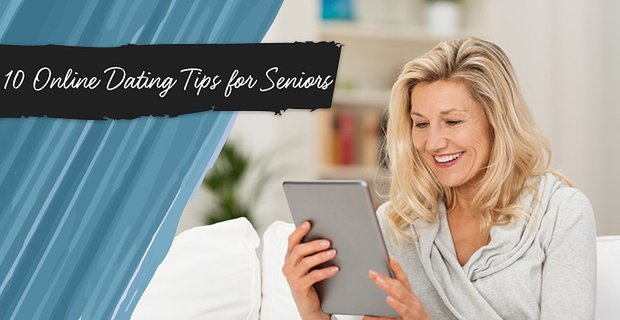 Online Tips For Seniors