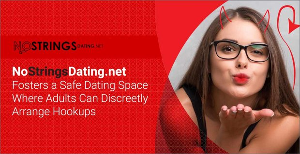No Strings Dating Fosters Space Where Adults Can Discreetly Arrange Hookups