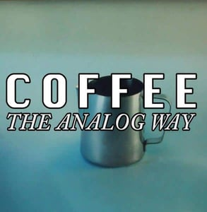 Photo from Coffee Analog's Facebook page