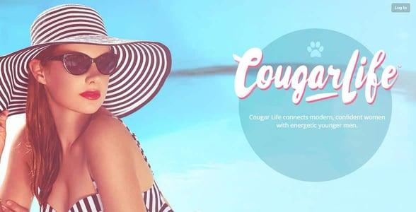 Screenshot of CougarLife