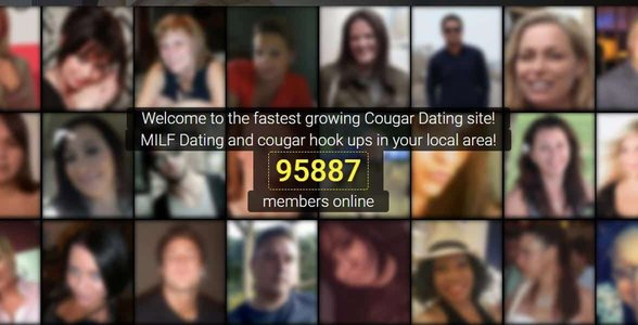 Screenshot of JustCougars