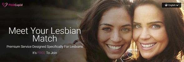 Screenshot of PinkCupid.com