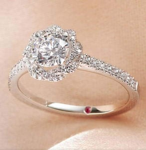 Photo of a ring sold by Taylor & Hart