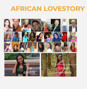 Photo of Kisses Of Africa members