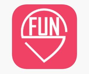 The Fun Singles logo
