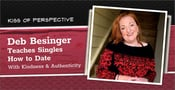 Deb Besinger Teaches Singles How to Date With Kindness & Authenticity
