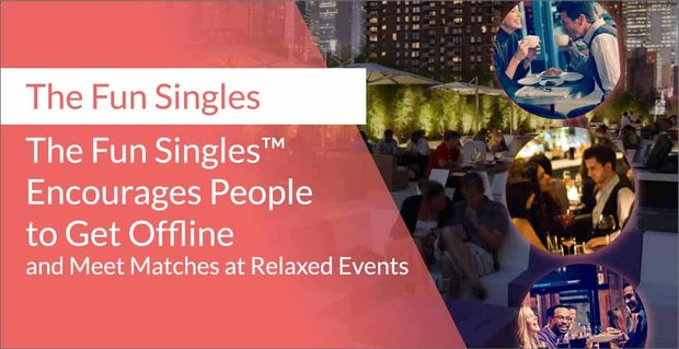 The Fun Singles Events Help People Meet Matches