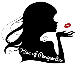 The Kiss of Perspective logo