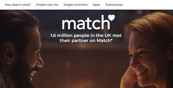 Screenshot of Match