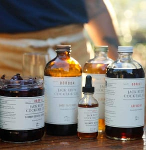 Photo of Jack Rudy Cocktail Co.'s selection
