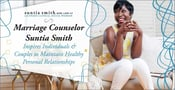 Marriage Counselor Suntia Smith Inspires Individuals & Couples to Maintain Healthy Personal Relationships