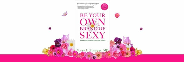 """Cover of """"Be Your Own Brand of Sexy"""""""