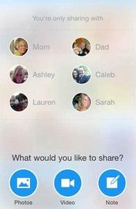 Screenshot of Cluster