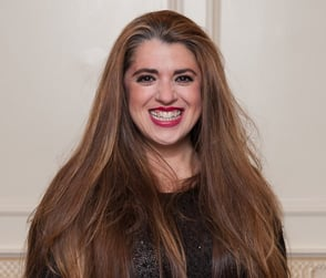 Photo of Cristina DeMarco, Vice President of Bridal Reflections
