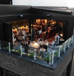 Photo of the Lincoln Social Rooftop