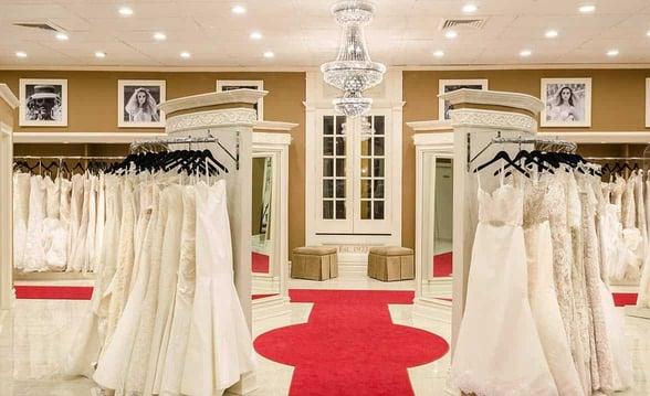 Photo of Bridal Reflections interior