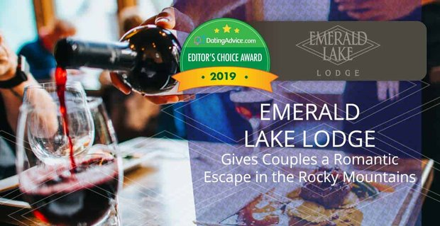 Emerald Lake Lodge Gives Couples A Romantic Escape