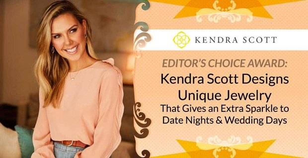 Kendra Scott Designs Unique Jewelry For Dates And Weddings