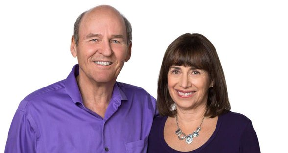 Photo of Dr. Pete Pearson and Dr. Ellyn Bader