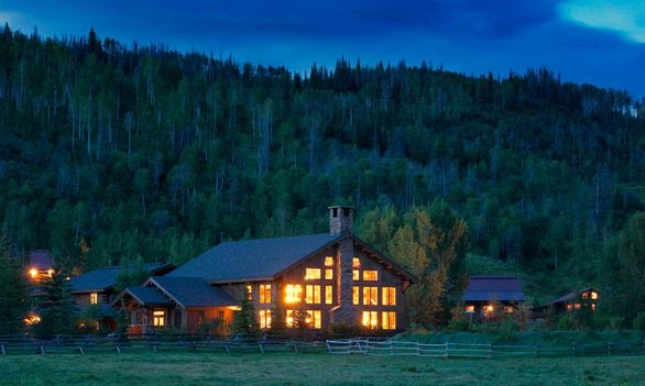 Photo of the Vista Verde Guest Ranch exterior