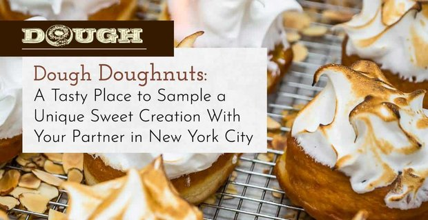 Dough Doughnuts: A Tasty Place to Sample a Unique Sweet Creation With Your Partner in New York City