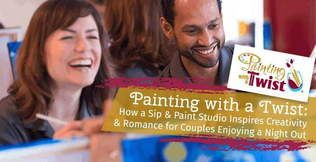 Painting With A Twist Inspire Romance