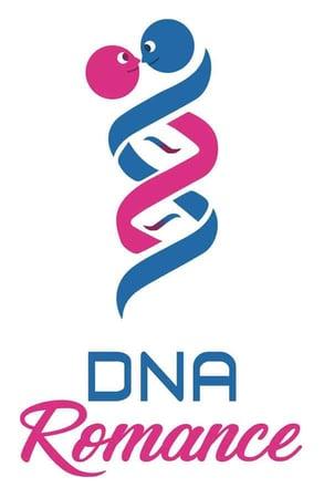 The DNA Romance logo