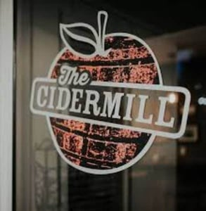 The Cider Mill logo