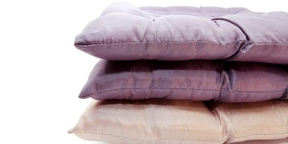 Photo of seat cushions