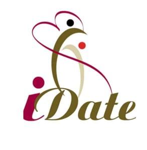 The iDate logo