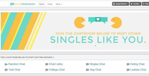 Screenshot of Instachatroom