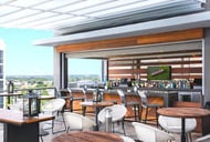 The Muse Rooftop Bar & Lounge